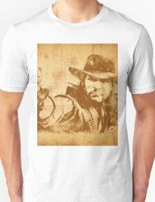 Cowboy - vintage Unisex T-Shirt
