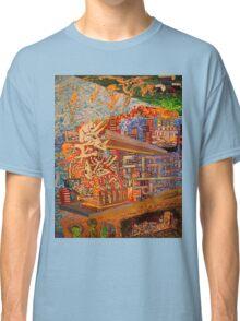 Rob Gamble and Glenn Prior's Dino Dilemma copy right 2011 Classic T-Shirt