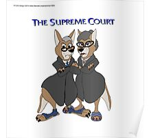 The Supreme Court Poster