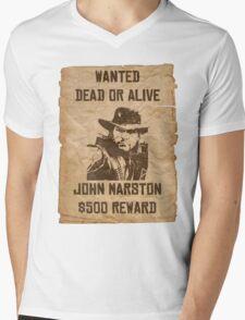 Dead or Alive Mens V-Neck T-Shirt