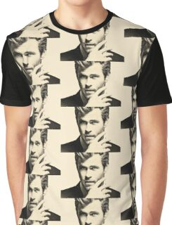 Chris Hemsworth Graphic T-Shirt