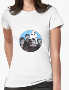 Bastille Womens Fitted T-Shirt