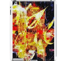 The Golden Compass by Floria Rey iPad Case/Skin