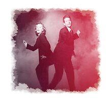 Dancin' Agents by ekheart