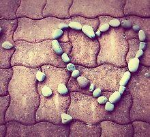 Heart - JUSTART © by JUSTART