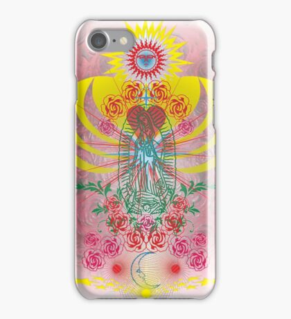 "My Virgen (""virgen"" Spanish for Virgin) iPhone Case/Skin"