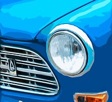 abstract car details by novopics