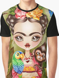 Frida Querida Graphic T-Shirt