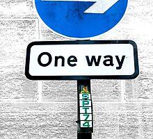 One Way by Ido Friedman (2DogsDesign)