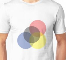 The Worst Color Chart You've Seen Yet Unisex T-Shirt