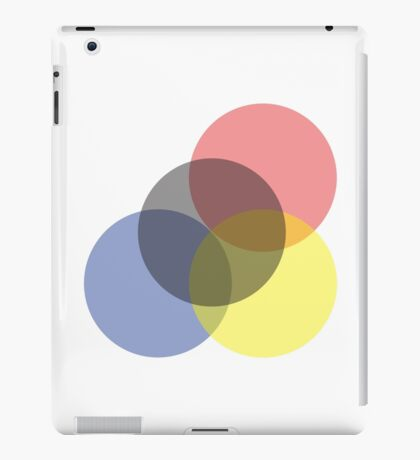 The Worst Color Chart You've Seen Yet iPad Case/Skin