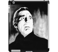 My Revenge Has Spread Over Centuries And Has Just Begun! iPad Case/Skin