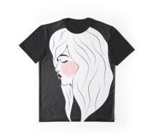 Day Dreamer (Black) Graphic T-Shirt