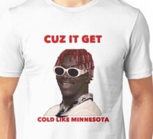 Lil Yachty Cold Like Minnesota Unisex T-Shirt