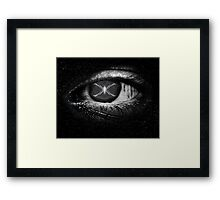 Eye Eye Framed Print