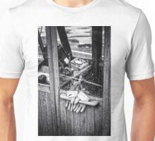 fishing gloves Unisex T-Shirt