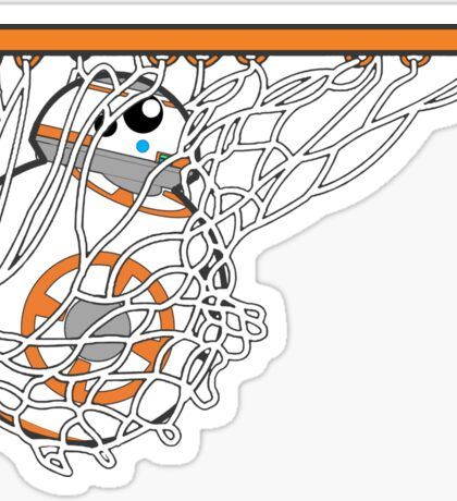 BB-8 Slam Dunk! Sticker