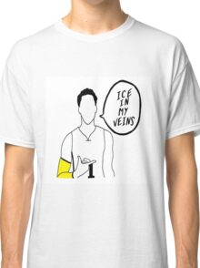 D'angelo Russell Has Ice In His Veins Classic T-Shirt