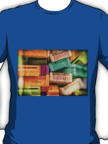 colorful fishing cases T-Shirt