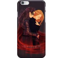 I WILL ALWAYS BE WITH YOU - CLEXA iPhone Case/Skin