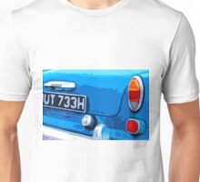abstract car details Unisex T-Shirt