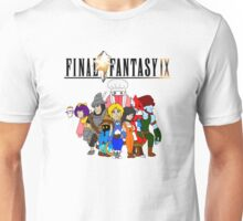 Final Fantasy 9 Characters Unisex T-Shirt