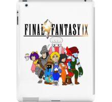 Final Fantasy 9 Characters iPad Case/Skin