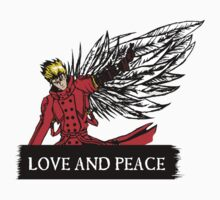 Vash's Wing by KewlZidane