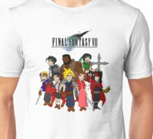FF7 Characters Unisex T-Shirt