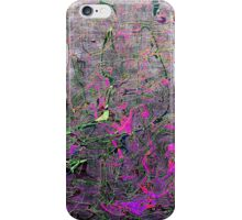 0433 Abstract Thought iPhone Case/Skin