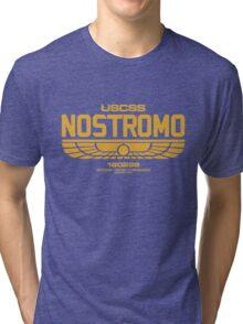 Nostromo Property of Alien Tri-blend T-Shirt