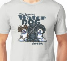 Portuguese Water Dog Lover Unisex T-Shirt