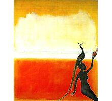 Rothko, Bosch Photographic Print