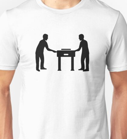 Foosball players Unisex T-Shirt