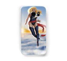Ms. Marvel Samsung Galaxy Case/Skin
