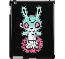 Bunny Eats Brains... iPad Case/Skin