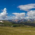 Rocky Mountain National Park Pano #2 by Paul Danger Kile