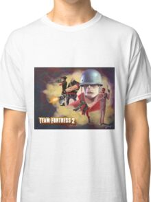 Team Fortress 2 Paint Poster Classic T-Shirt