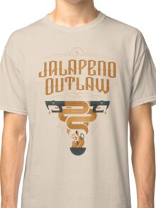Jalapeno Outlaw SNAKE Classic T-Shirt