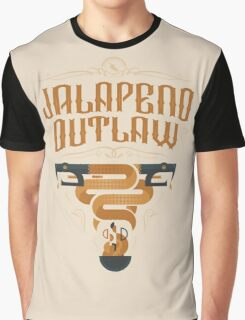Jalapeno Outlaw SNAKE Graphic T-Shirt