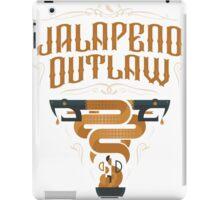 Jalapeno Outlaw SNAKE iPad Case/Skin
