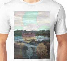 All About Italy. Tuscany Landscape 4 Unisex T-Shirt