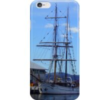 Tall Ships*- Hobart  iPhone Case/Skin