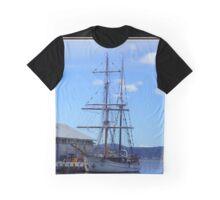 Tall Ships*- Hobart  Graphic T-Shirt