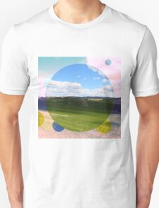 All About Italy. Tuscany Landscape 3 T-Shirt