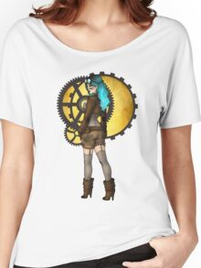 Steampunk Pinup Women's Relaxed Fit T-Shirt