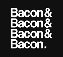Bacon And Dark Unisex T-Shirt