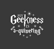 My Geekness is A-Quivering by Vicener