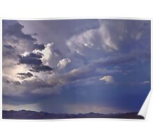Over Palomino Valley  Poster