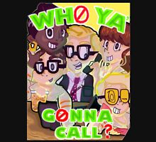 Ghostbusters: Who Ya Gonna Call Unisex T-Shirt